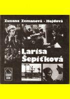 Obálka knihy o Larise Šepiťkovej