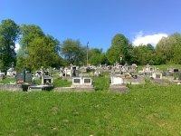 nový cintorín