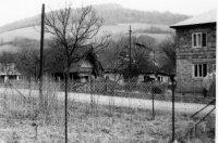 staré domy a výstavba nových