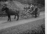 cesta do Šarišského Čierneho - aj takto kedysi cestovali ľudia