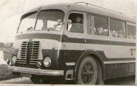 na výlet autobusom ČSAD