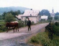 drevený most - rok 1978