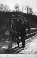 drevený most - rok 1963
