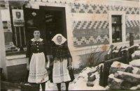 prvý obchod v dedine, ktorý bol v prevádzke do roku 1953