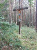 kríž smerom na Smilno
