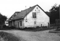 stará predajňa bola zbúraná koncom roka 1978