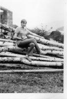 výstavba nových domov - rok 1961
