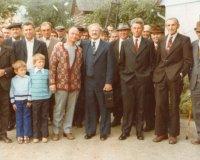 veriaci s otcom duchovným Baranikom v roku 1978