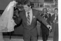 družbovský tanec so závojom