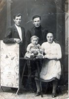 obyvatelia - rodina Poľakova od mlyna