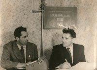 prvý predseda JRD v Cigle s účtovníkom