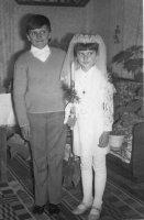 prvé sväté prijímanie - rok 1973