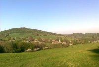 príroda v jari