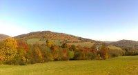 príroda v jeseni