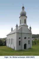 gréckokatolícky chrám sv. Michala