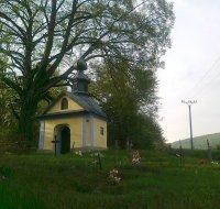 barokovo-klasicistická kaplnka postavená v rokoch 1805 - 1810