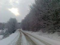 zimná krása 11.1.2013