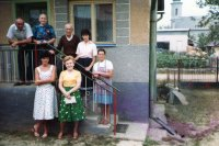 domy kedysi - rok 1982
